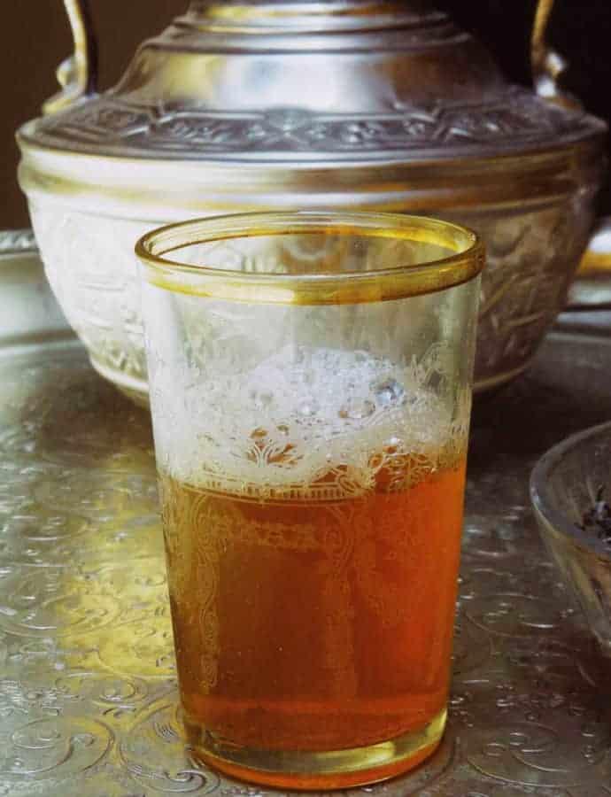 Moroccan Mint Tea Recipe & Ceremony