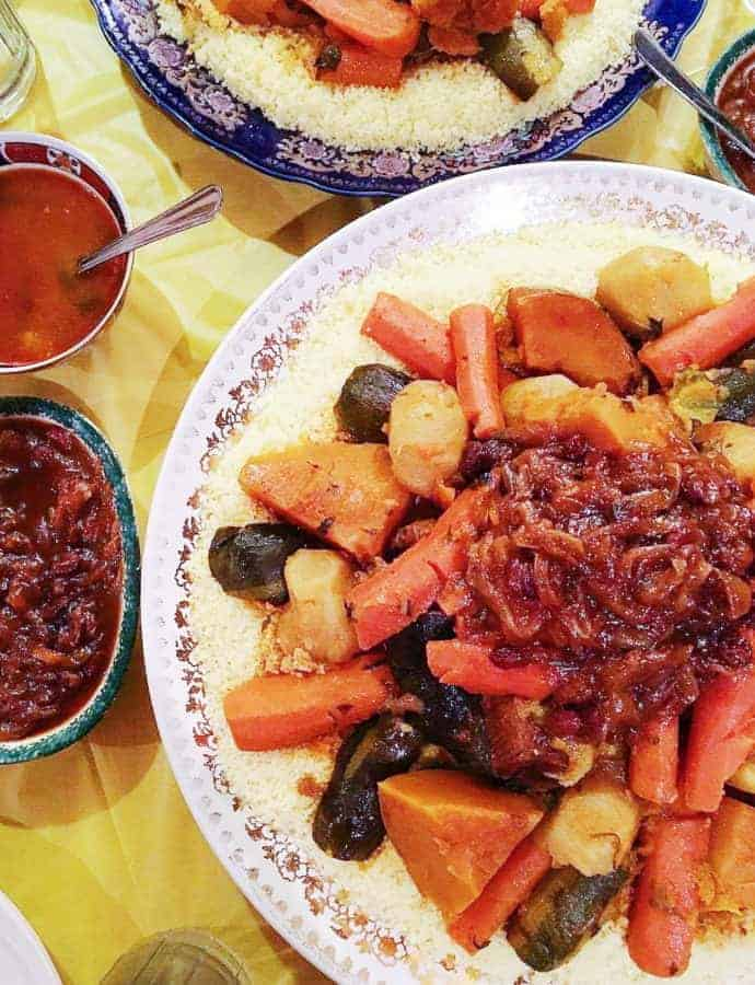 Traditional Moroccan Food you Really Must Try