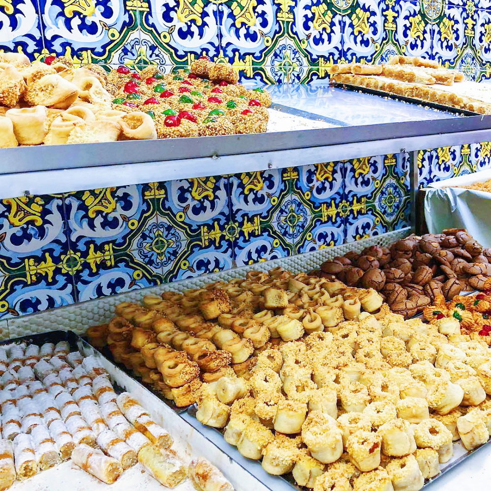 Food to eat in morocco