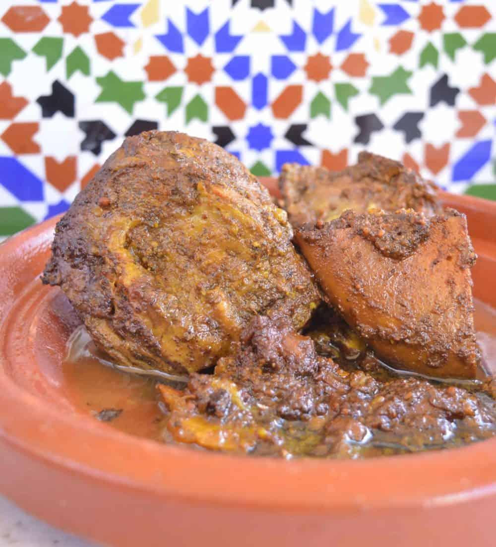 Moroccan tangia
