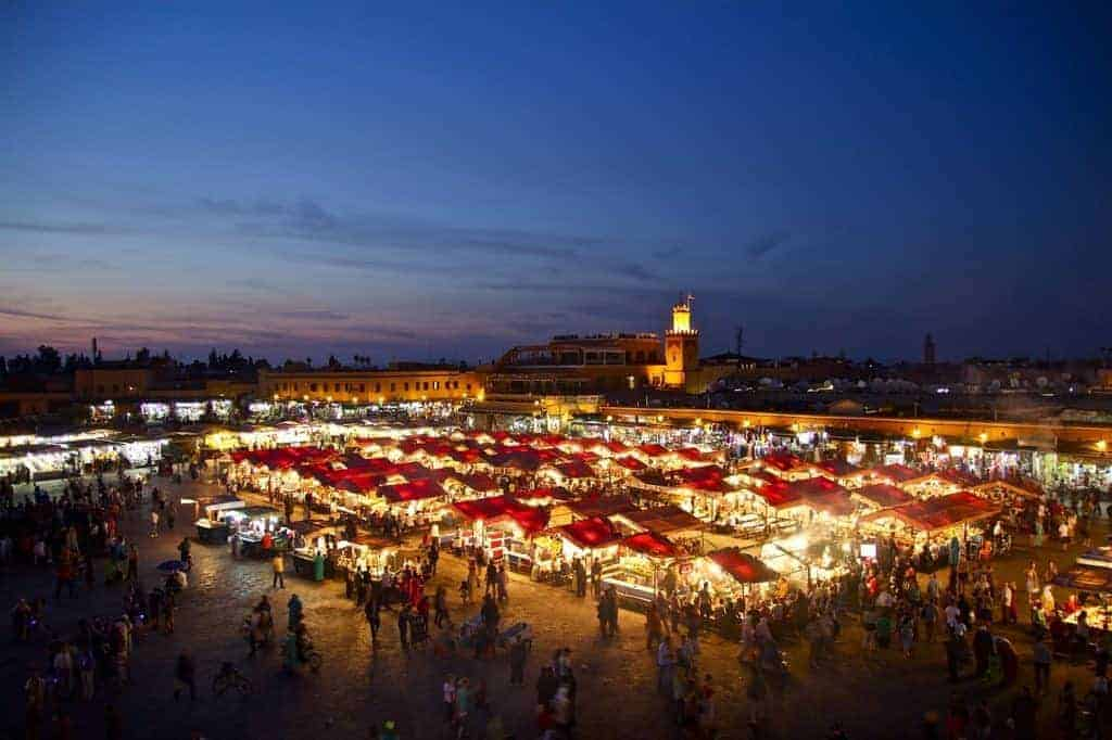 Marrakech 10 days itinerary morocco