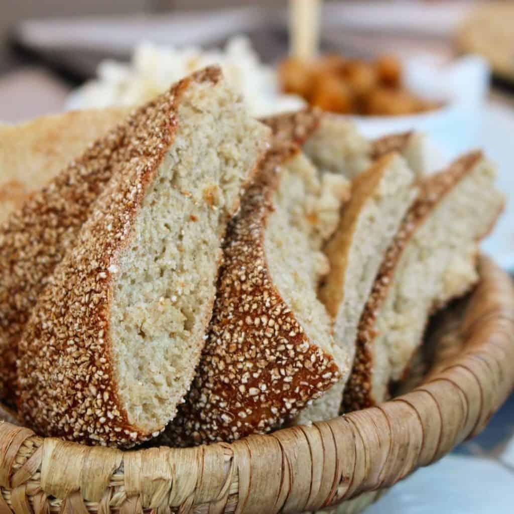moroccan bread breakfast