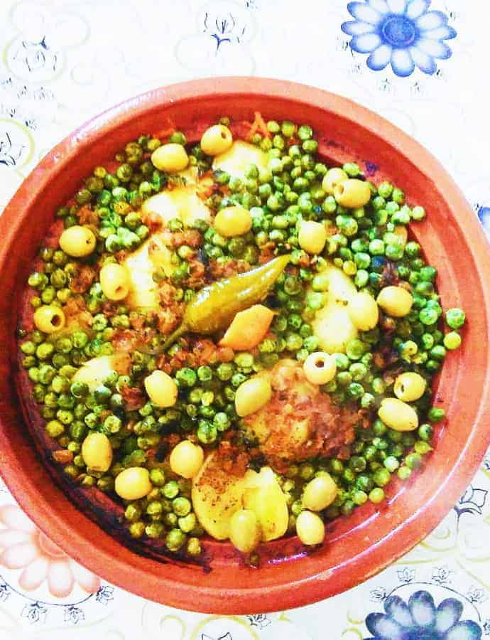 How to Make Moroccan Chicken Tajine Recipe