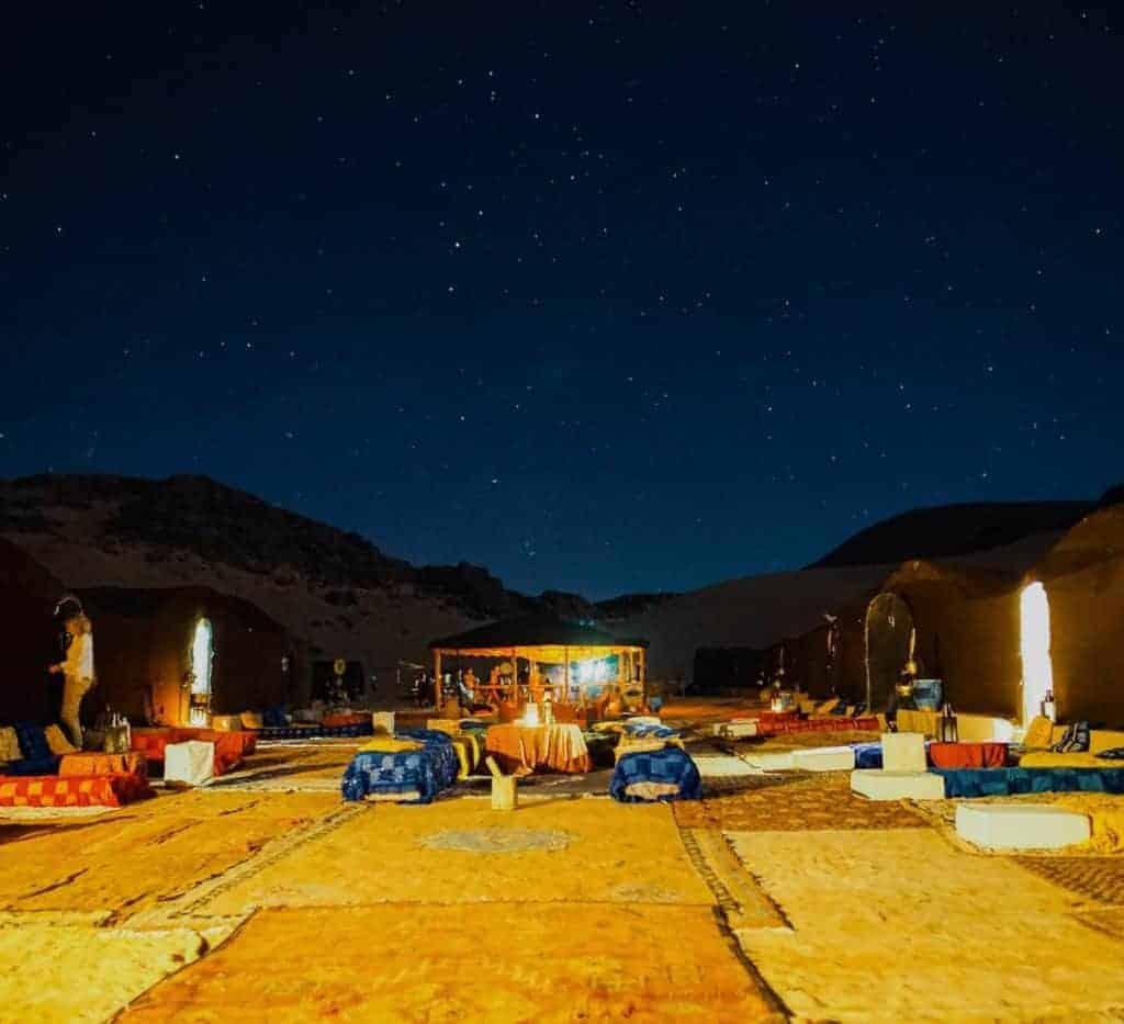 Morocco Desert itinerary