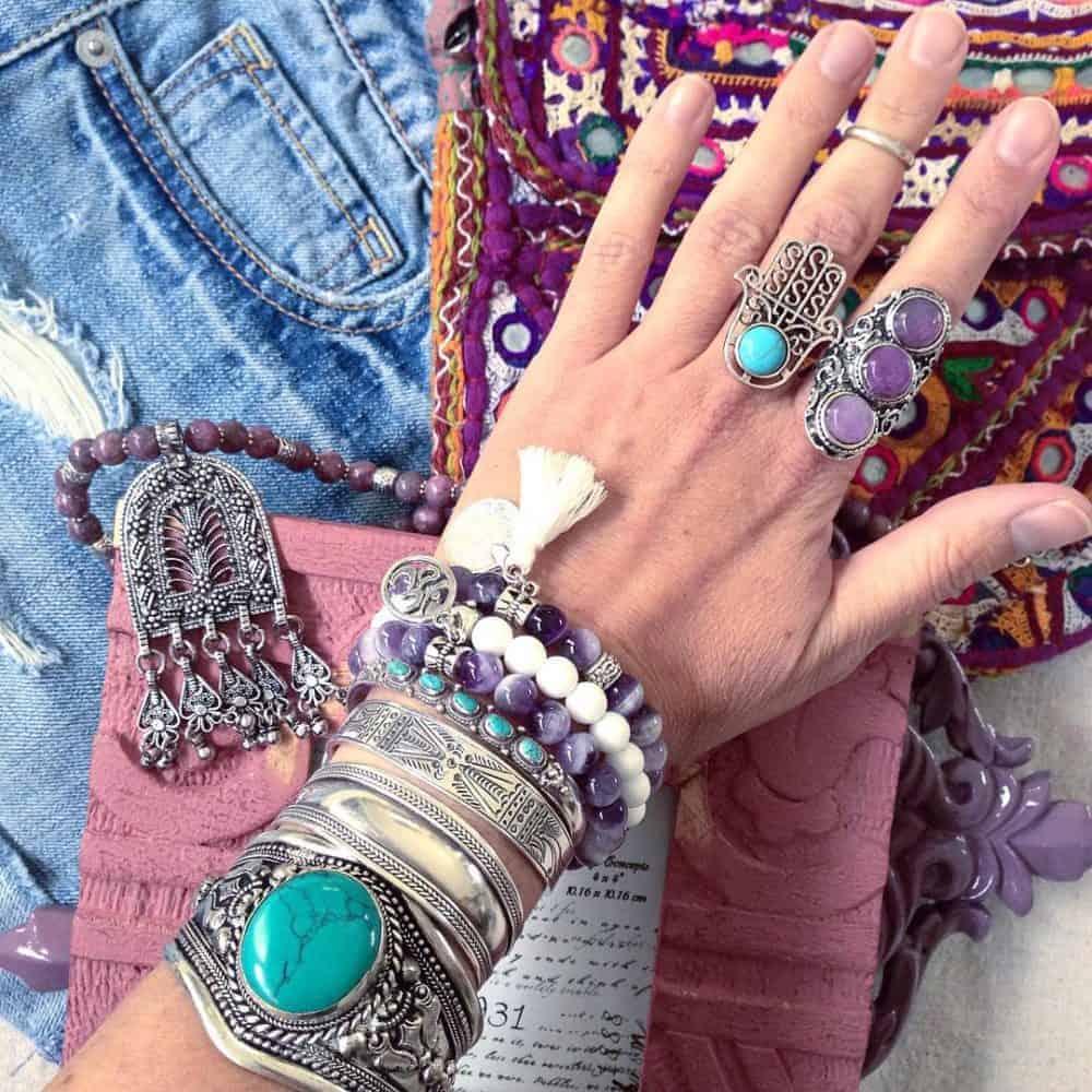 Silver Morocco Jewelry