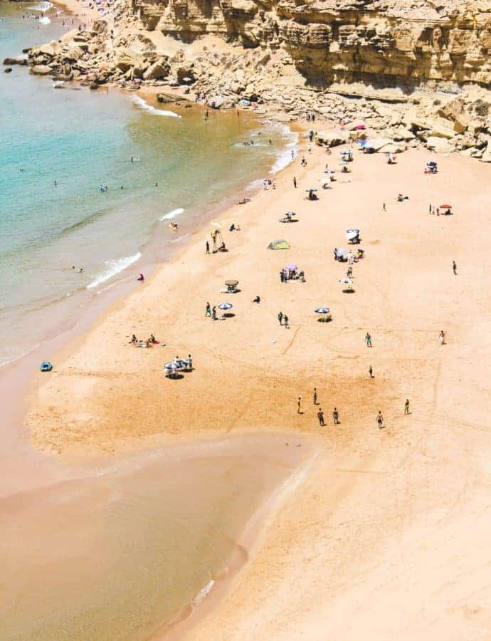 List of The Best Beaches in Morocco to Visit