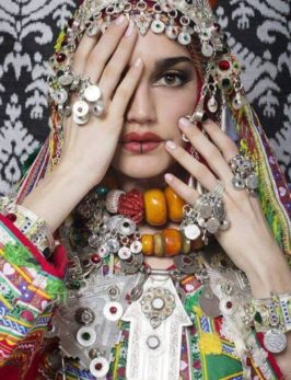 All About Moroccan Jewelry