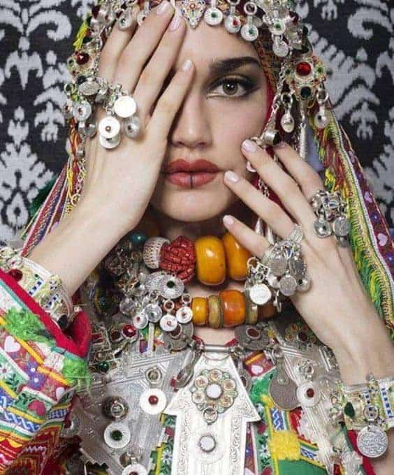 How to Effectively Shop Moroccan Jewelry