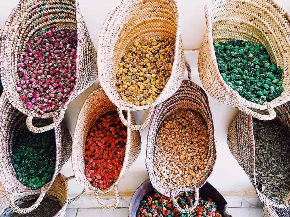 Moroccan hammams