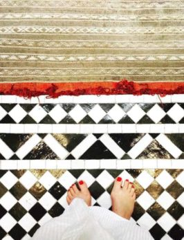 Forget the SPA, Try These Charming Moroccan Baths & Hammams!