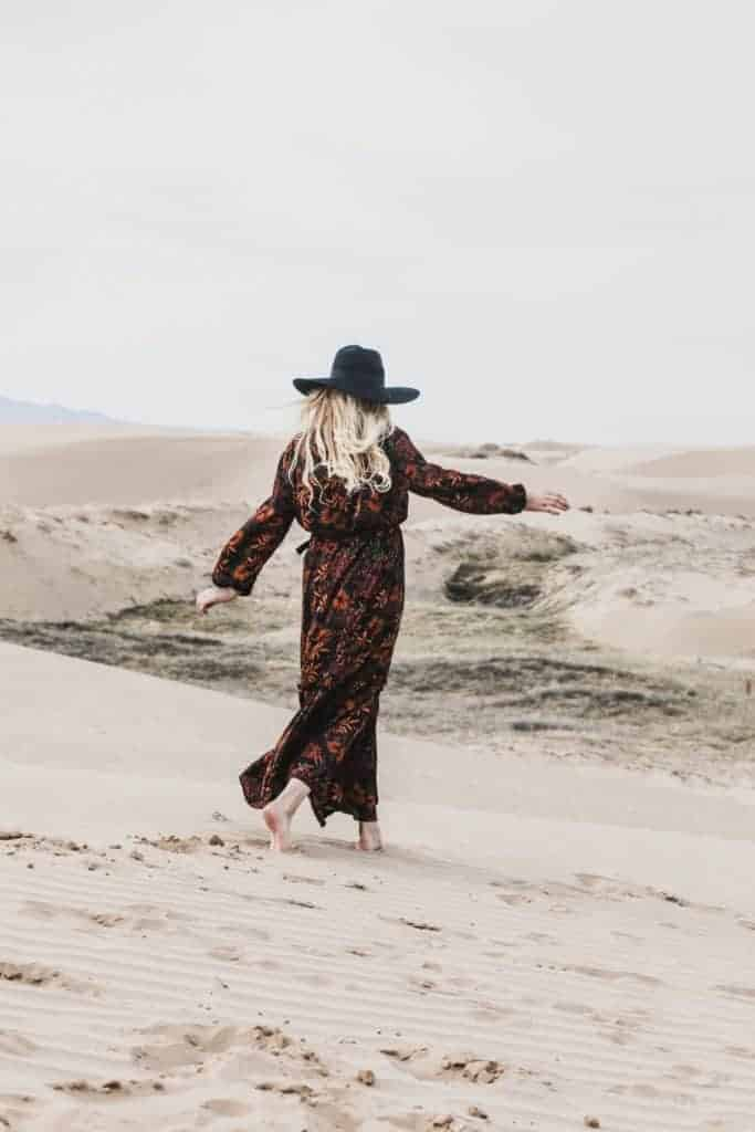 what to wear in Morocco dress