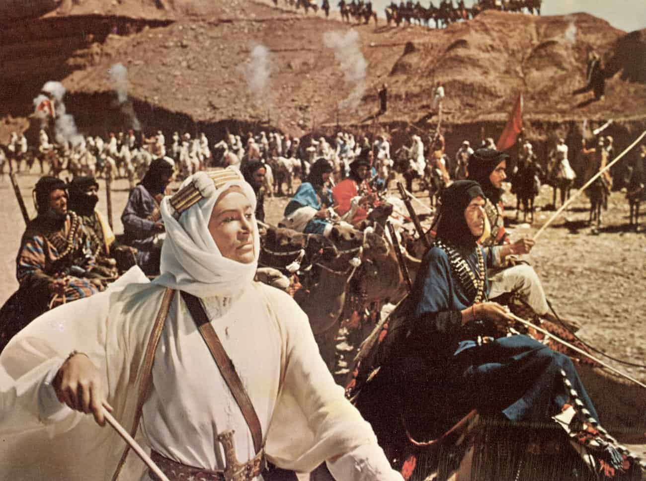 Ait benhaddou laurence of arabia