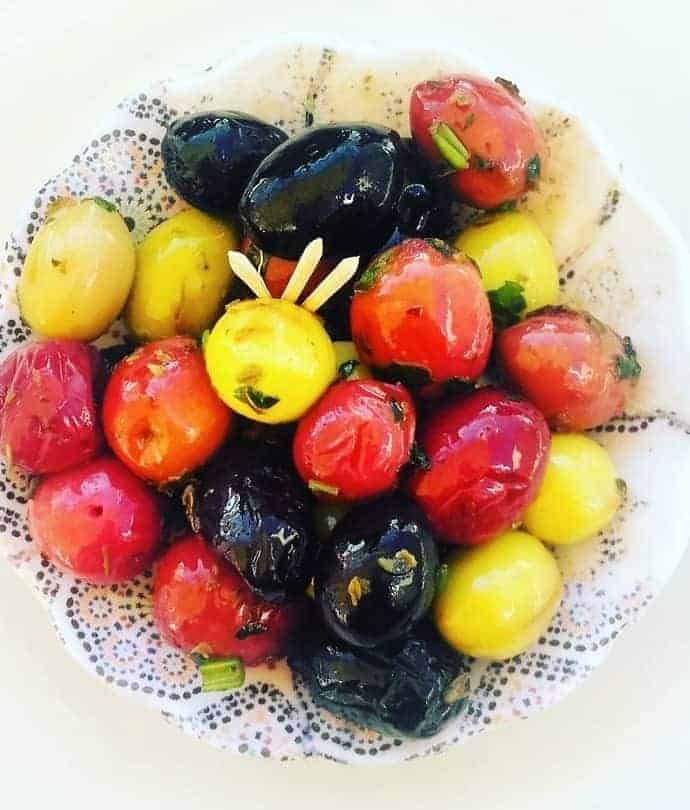 Delicious Moroccan Marinated Olives – Authentic Recipe