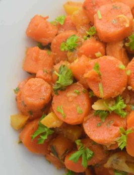 The Moroccan Carrot Salad