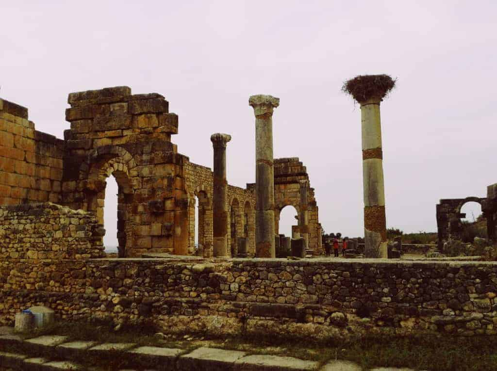 famous Moroccan monuments