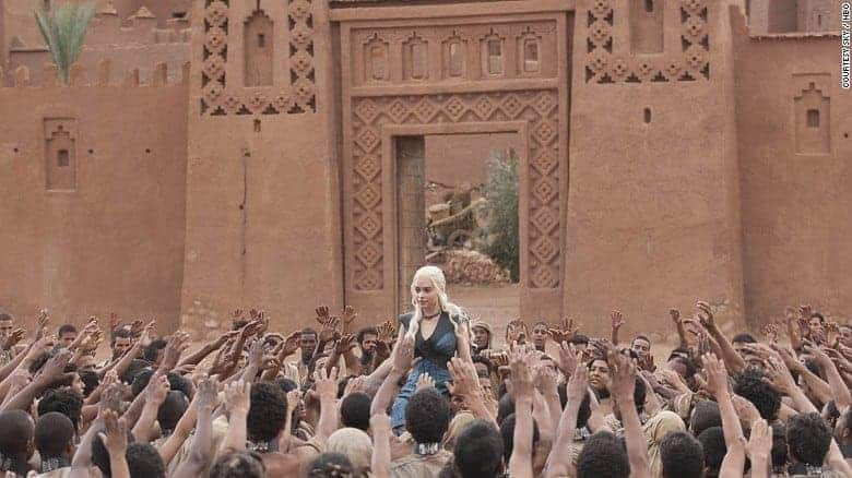 Ait benhaddou game of thrones