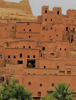The Fairy Ksar Ait Benhaddou