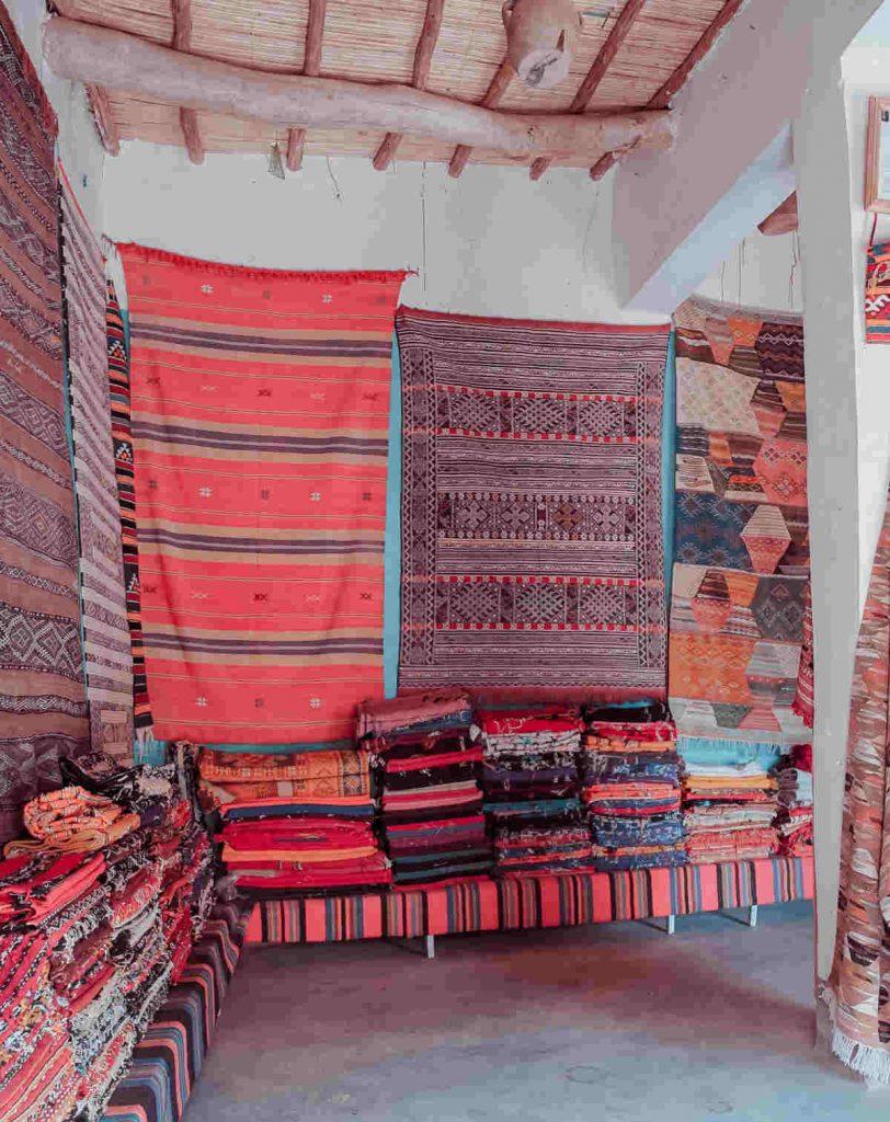 ait benhaddou medina shop