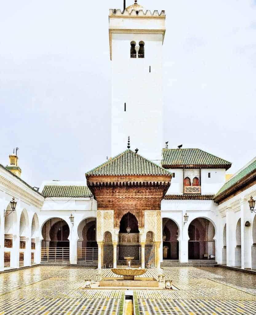 Famous Moroccan university