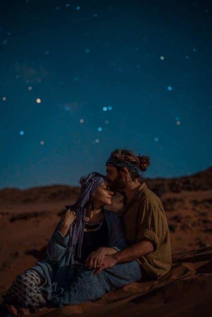 famous moroccan desert