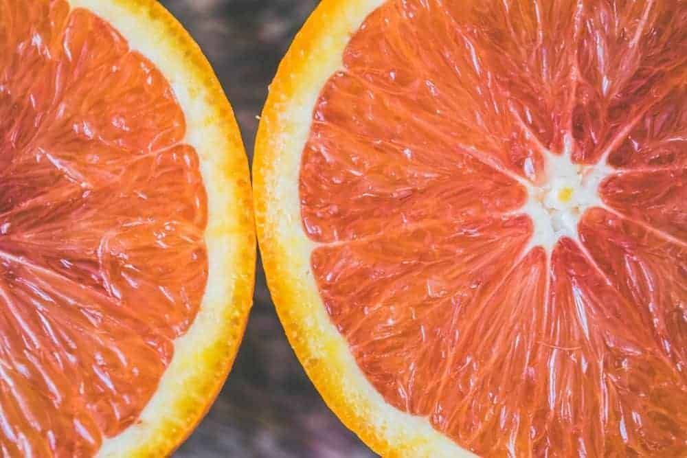 orange desserts recipe