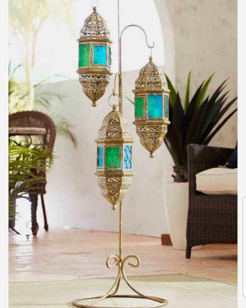 buy Moroccan lamp