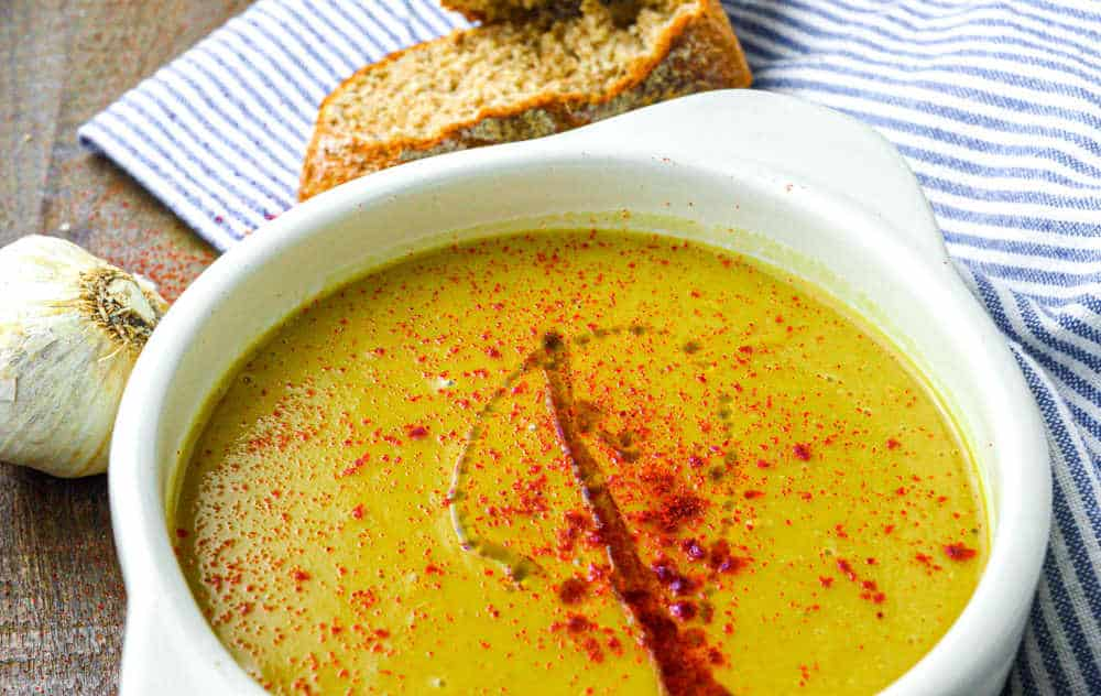 moroccan recipe split pea soup