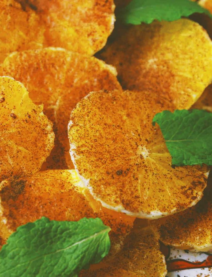Moroccan Orange Desserts Recipe: Fragrant & Easy