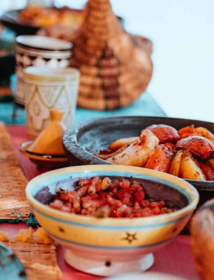 Authentic Moroccan Side Dishes Recipes