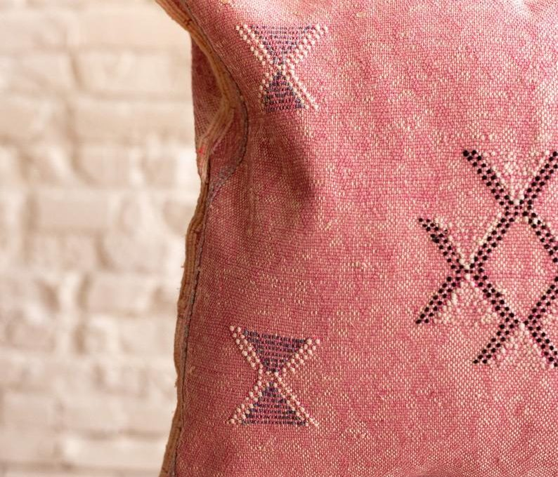 All About Moroccan Pillows & Cushions