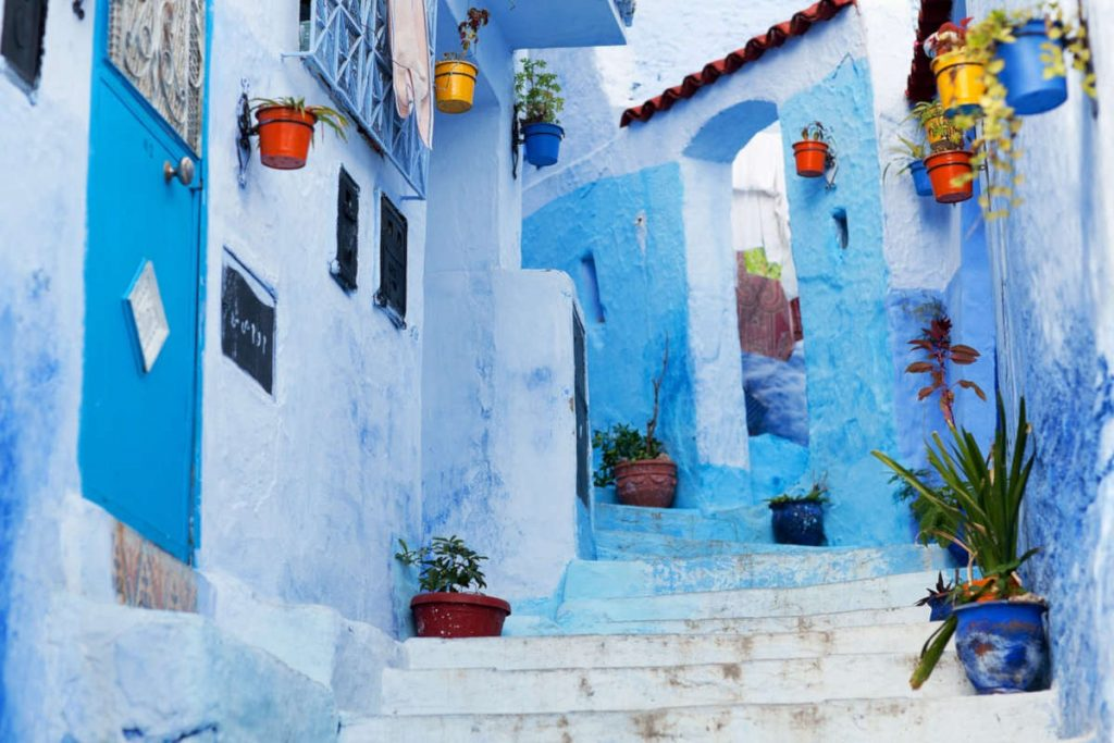 chefchaouen itinerary