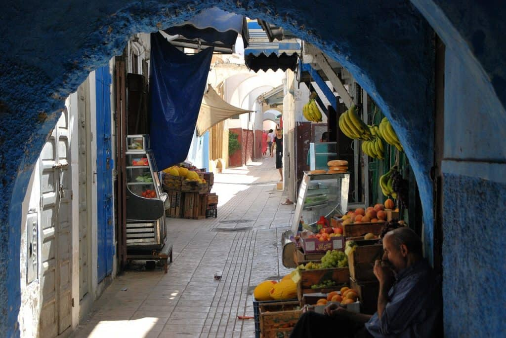 5 days in morocco rabat