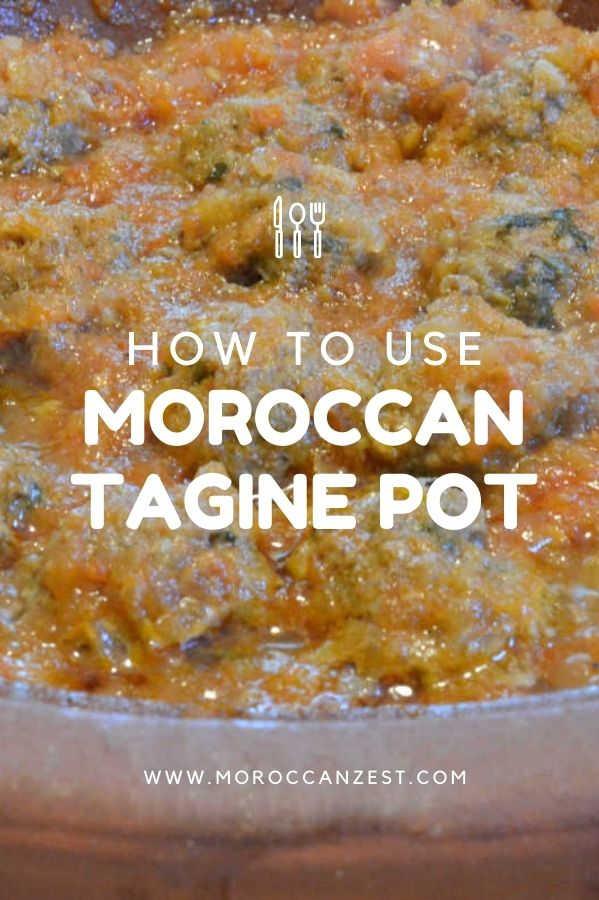 tagine pot cooking