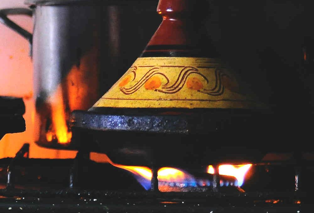 How to Use a Moroccan Tagine Pot  Step by Step