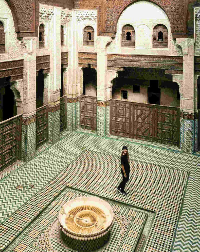 Meknes Madrassa