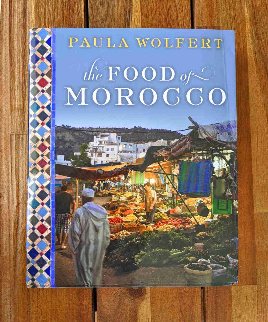 moroccan cookbook paula wolfert