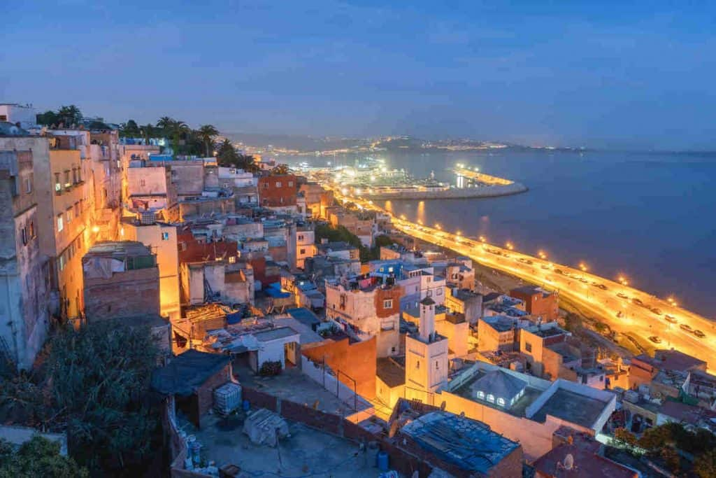 tangier 10 days itinerary morocco