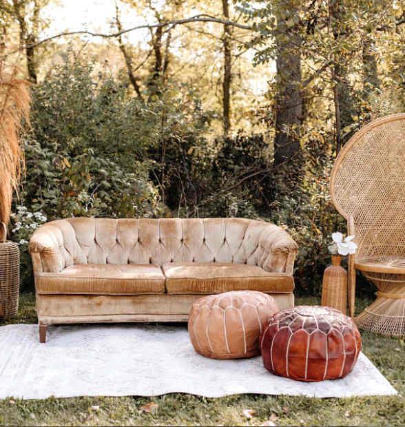 moroccan outdoor decor