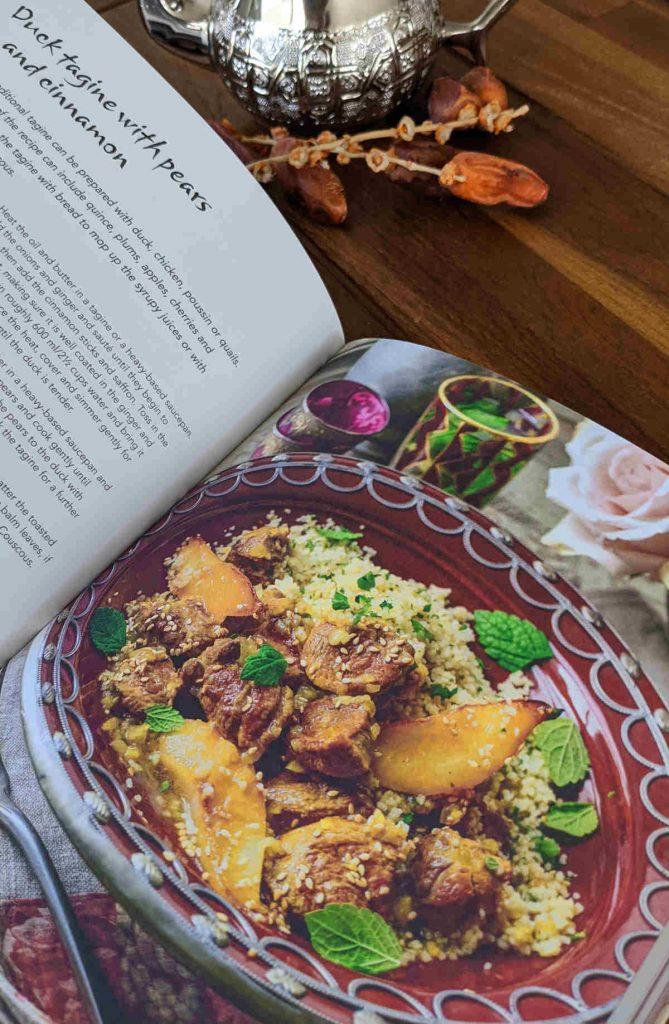 tagine cookbook
