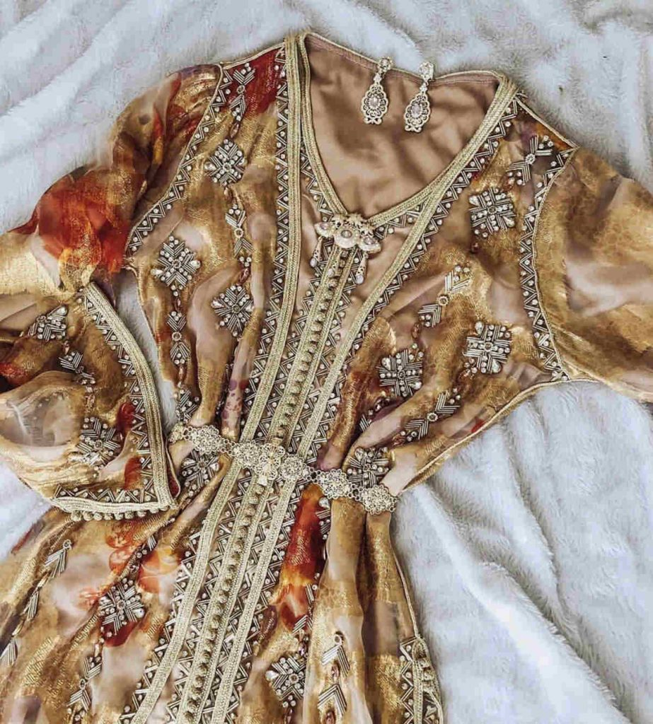 moroccan clothing