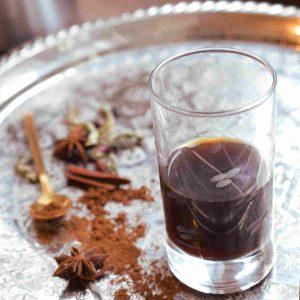 spicy Moroccan coffee recipe