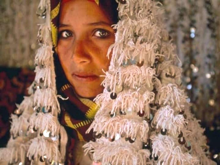 moroccan wedding blanket berber bride
