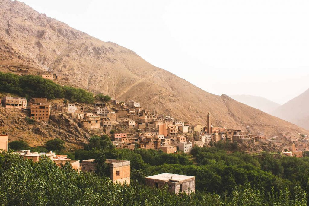 imlil atlas mountains toubkal