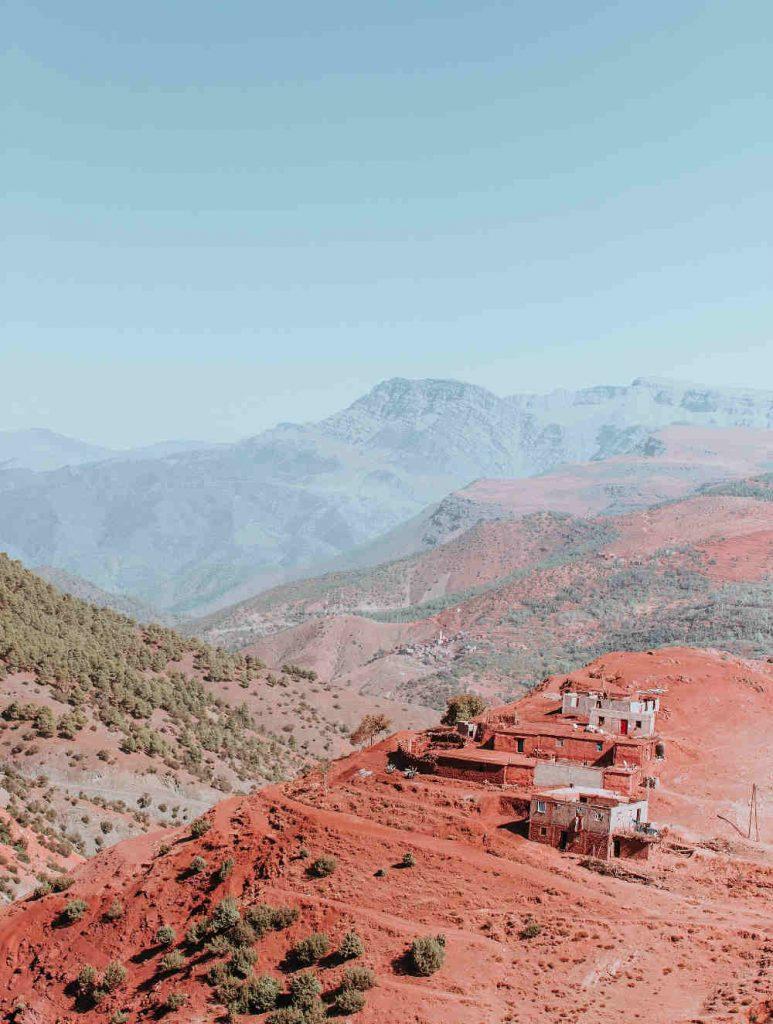 moroccan atlas mountains