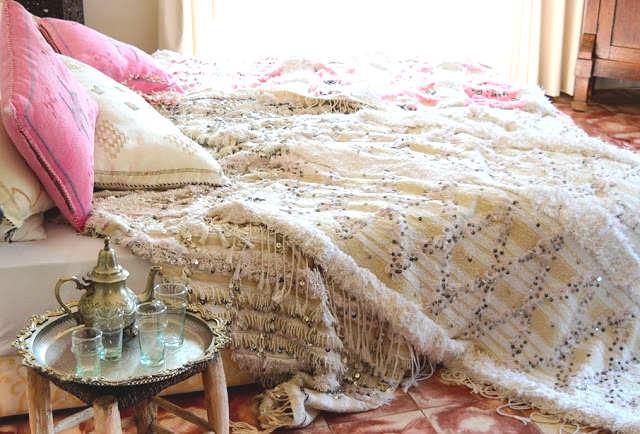 wedding blanket handira