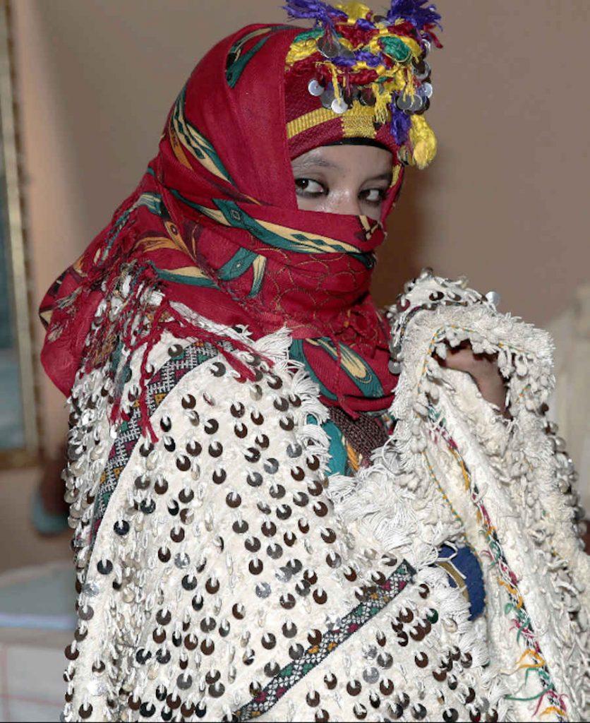 bride imilchil festival