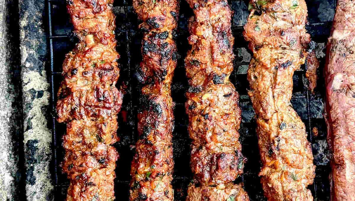 The Best Kofta Kabob Recipe