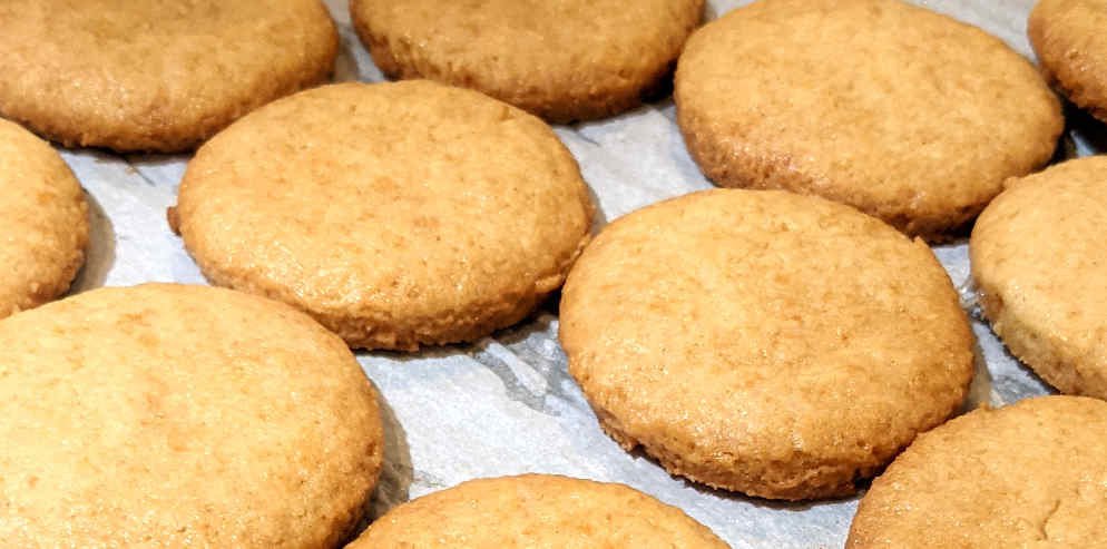 oil biscuits